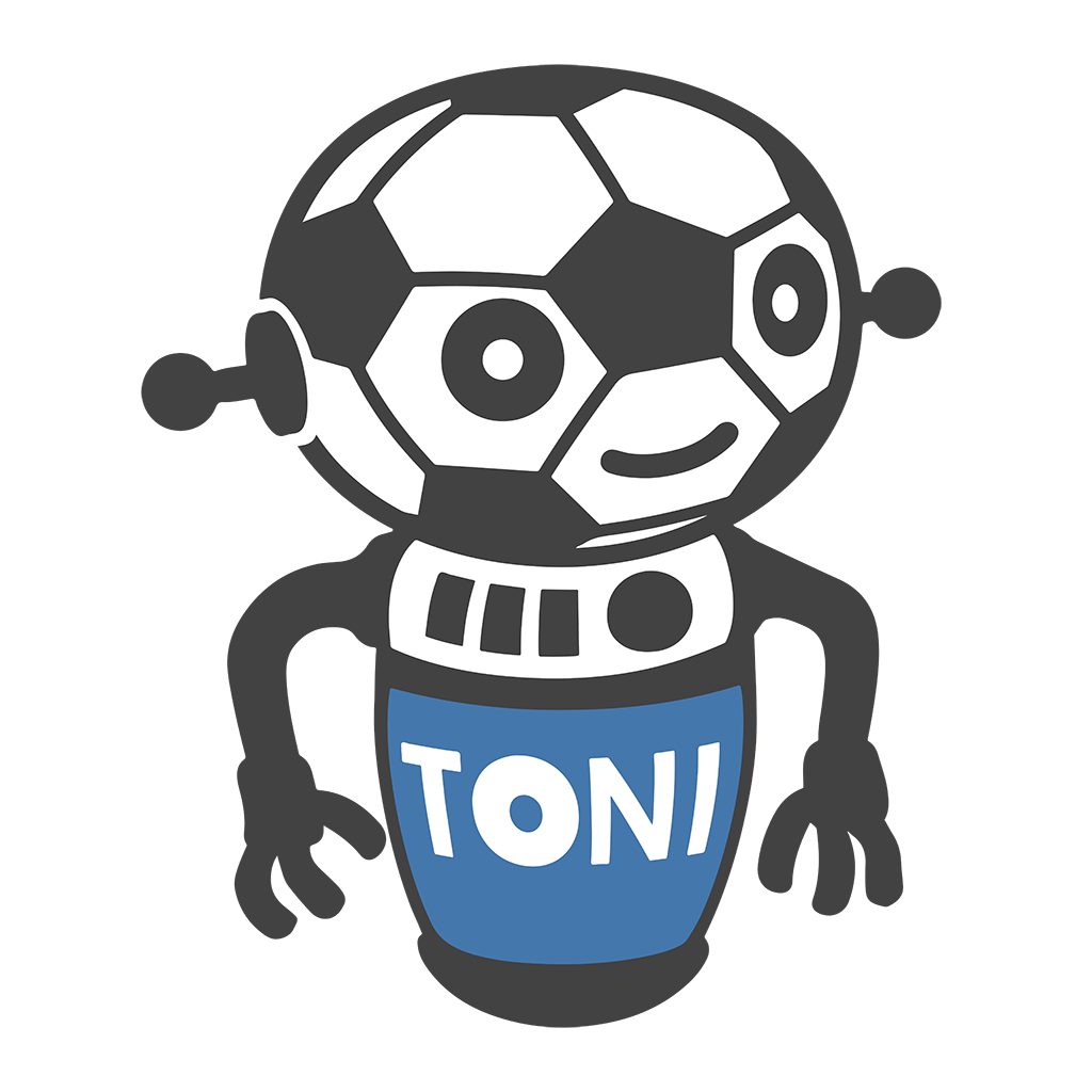 Chatbot Toni, the Football Chatbot, chatbot, chat bot, virtual agent, conversational agent, chatterbot