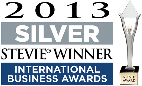 2013 International Business Awards Silver Winner