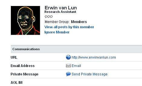 Avatar of Erwin Van Lun - futurist, trend analyst and professional speaker