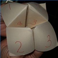 Folding a Chatterbox